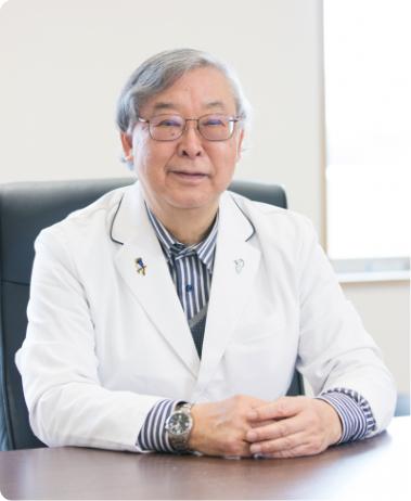 メリィホスピタル 病院長 倉岡 敏彦