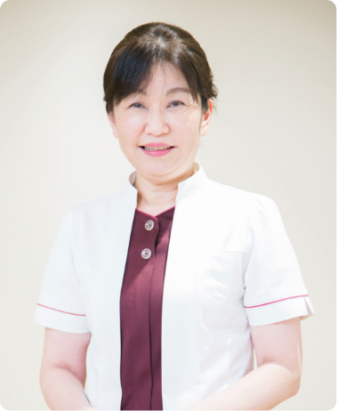 メリィホスピタル 副院長 看護部長 浜崎 忍