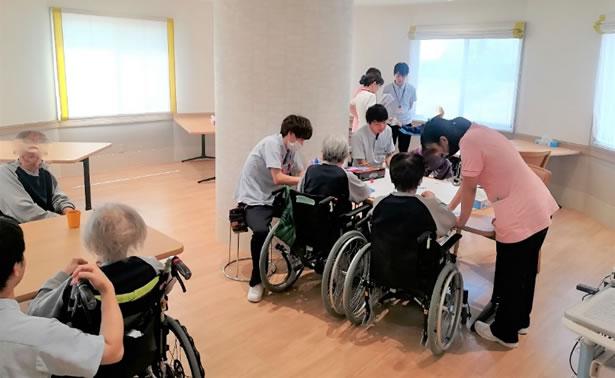 写真:回復期リハビリ病棟